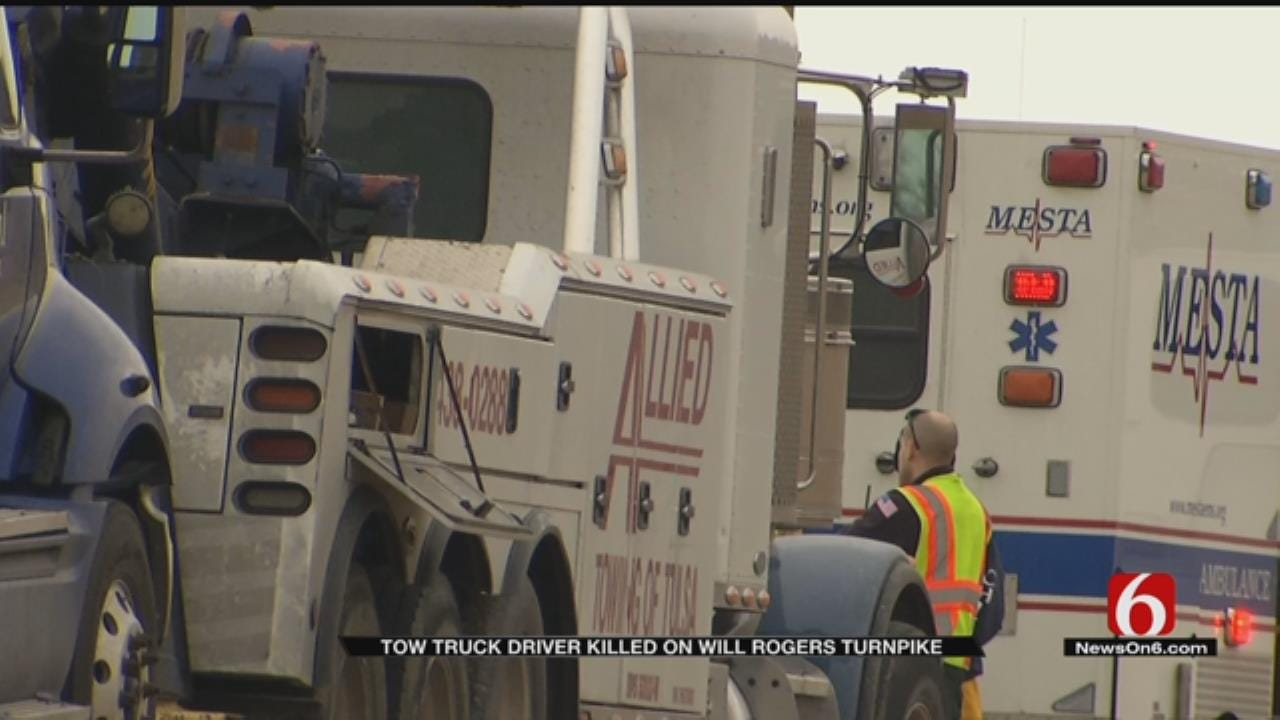 Towing Company Releases Statement Regarding Highway Death Of Employee