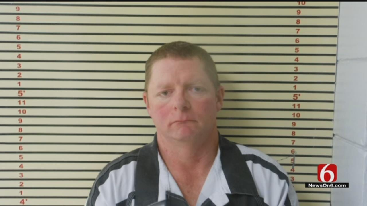 Wagoner Man Arrested For Drugging, Raping Relative