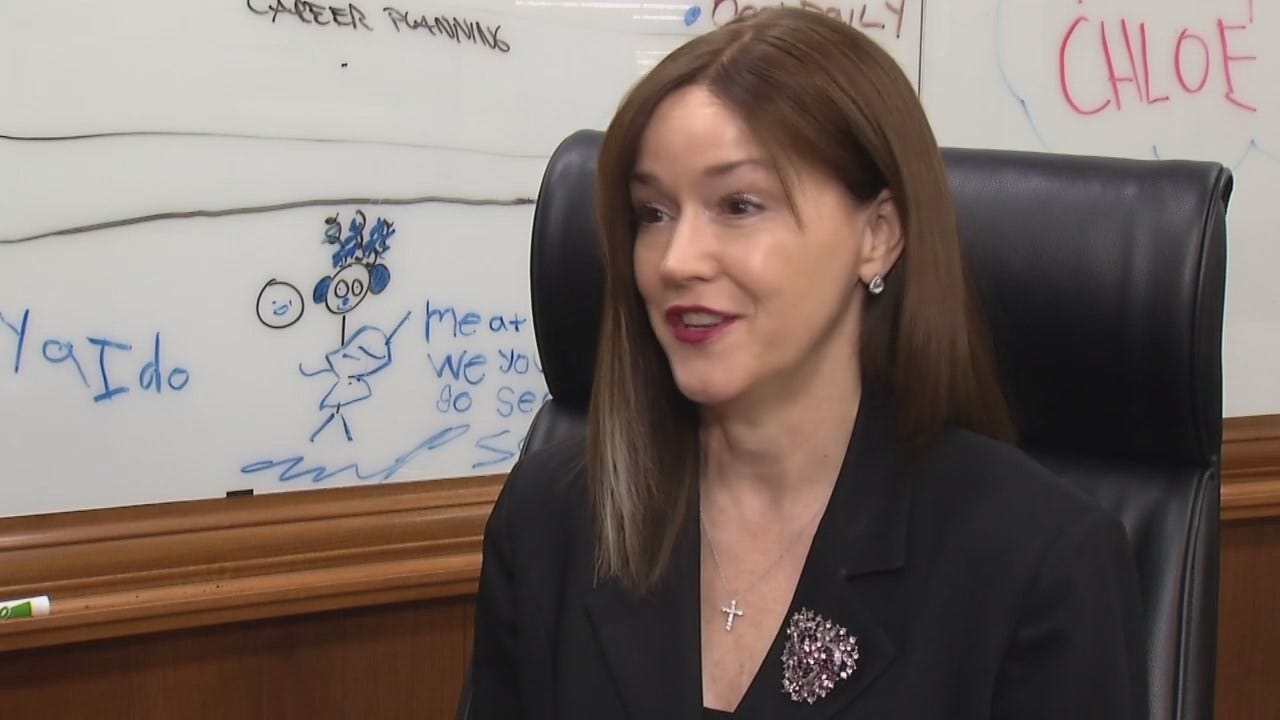 Part 1: Interview With TPS Superintendent Deborah Gist Regarding Edison Prep Issues