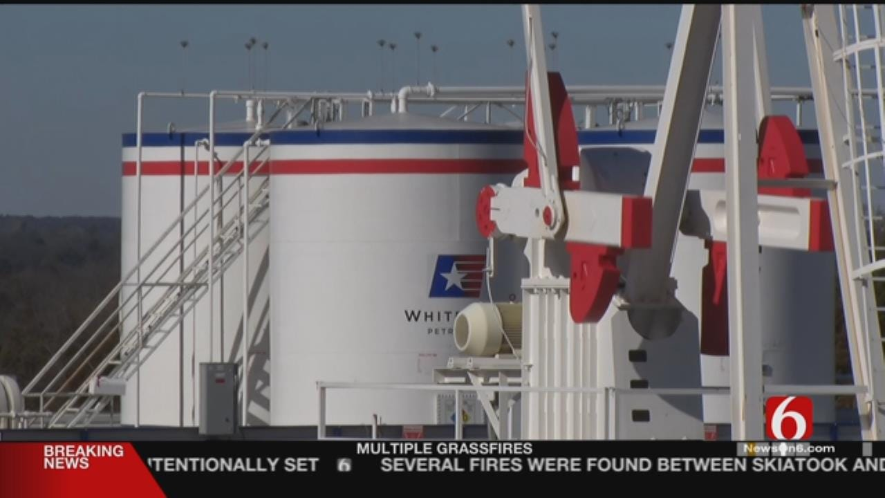 Watch Group Alerts DEQ To Gas Leak At Stillwater Oil Pad
