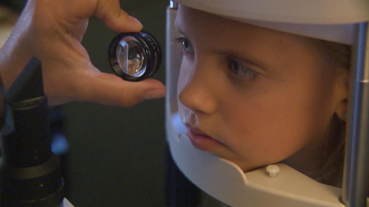 Tulsa Leaders Plan Free Eye Exams For Students