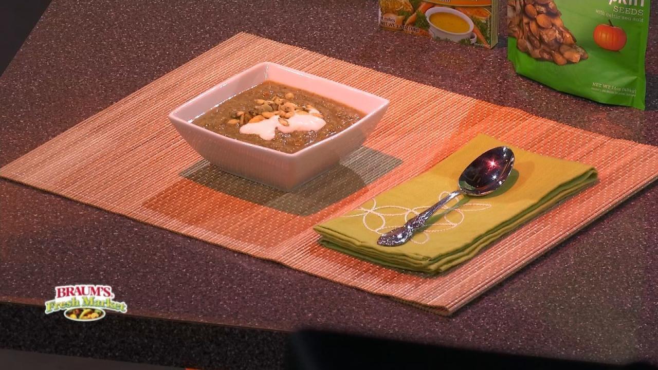Delectable Broccoli Soup