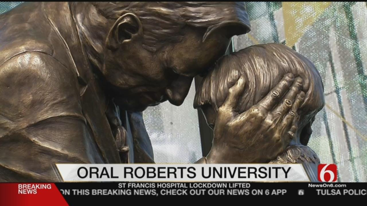 Oral Roberts University Celebrates Namesake's 100th Birthday