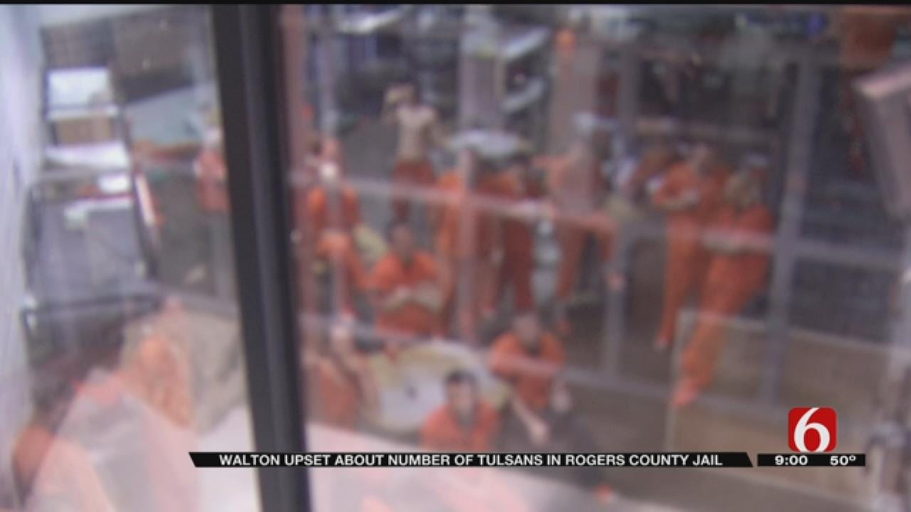 Tulsa Criminals To Blame For Jail Overcrowding, Says Roger Co. Sheriff