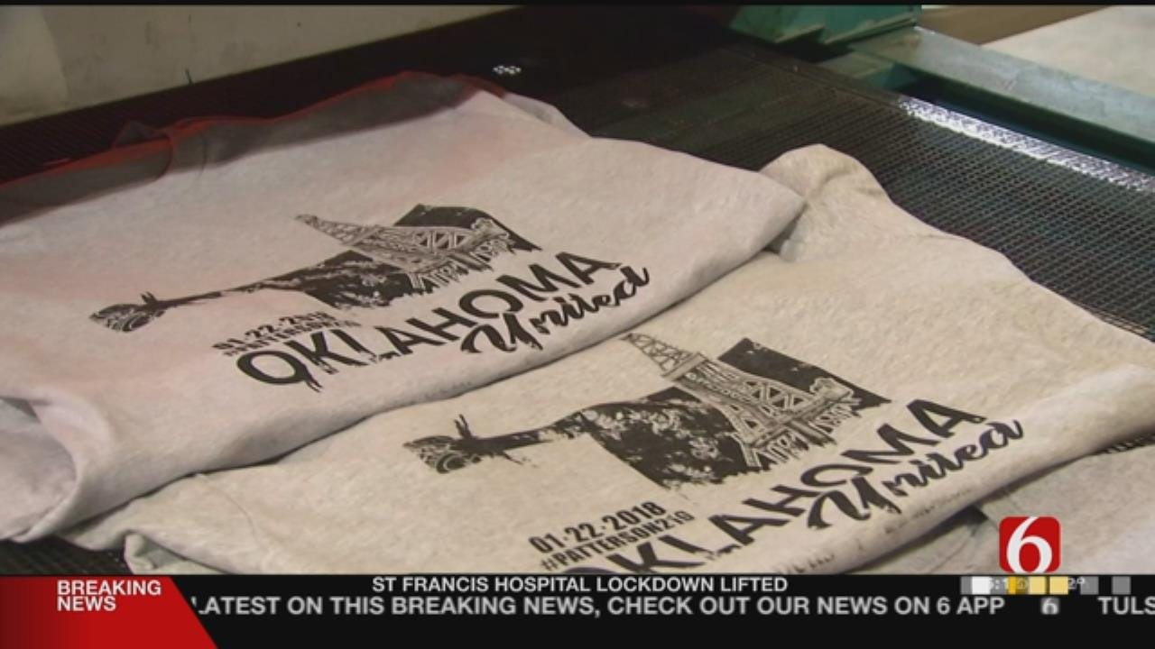 Quinton Rig Explosion: Shirts Being Sold To Help Victims' Families