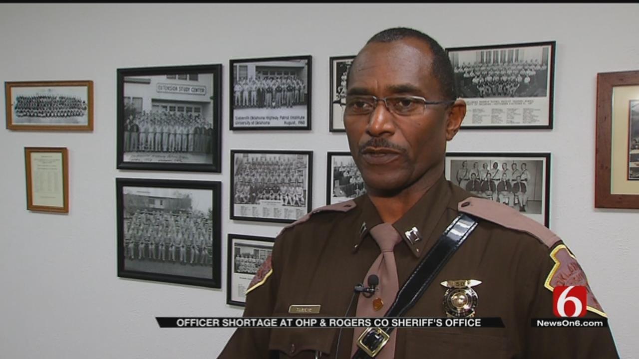 Morale High Despite Trooper Shortage, OHP Says