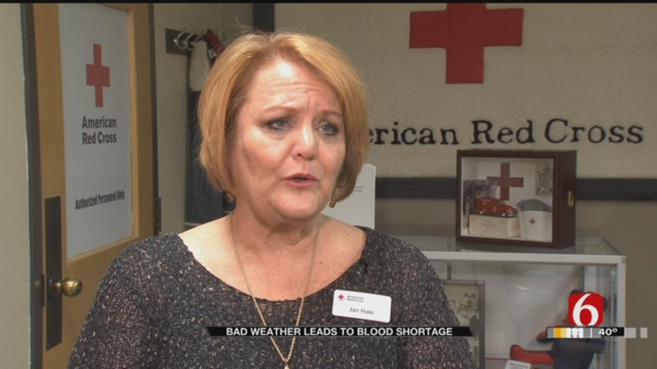 Red Cross Blood Shortage Prompts Urgent Call For Donations