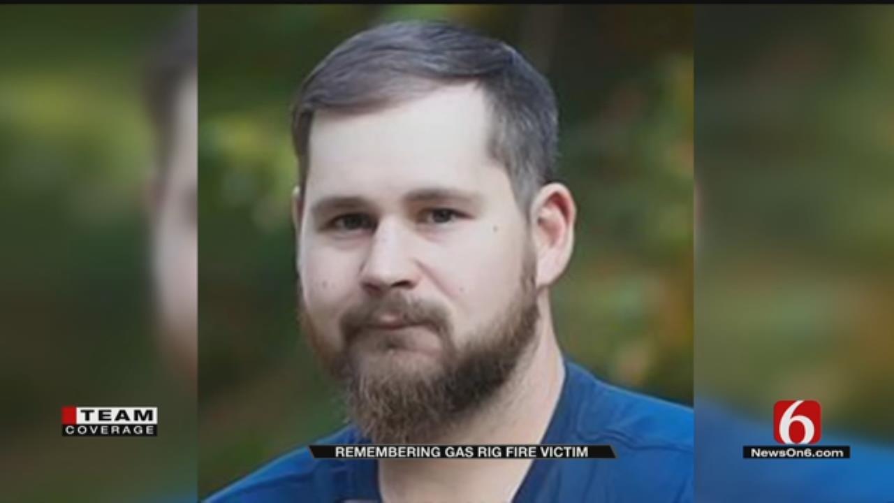 Savanna Community Remembers Man Killed In Rig Explosion