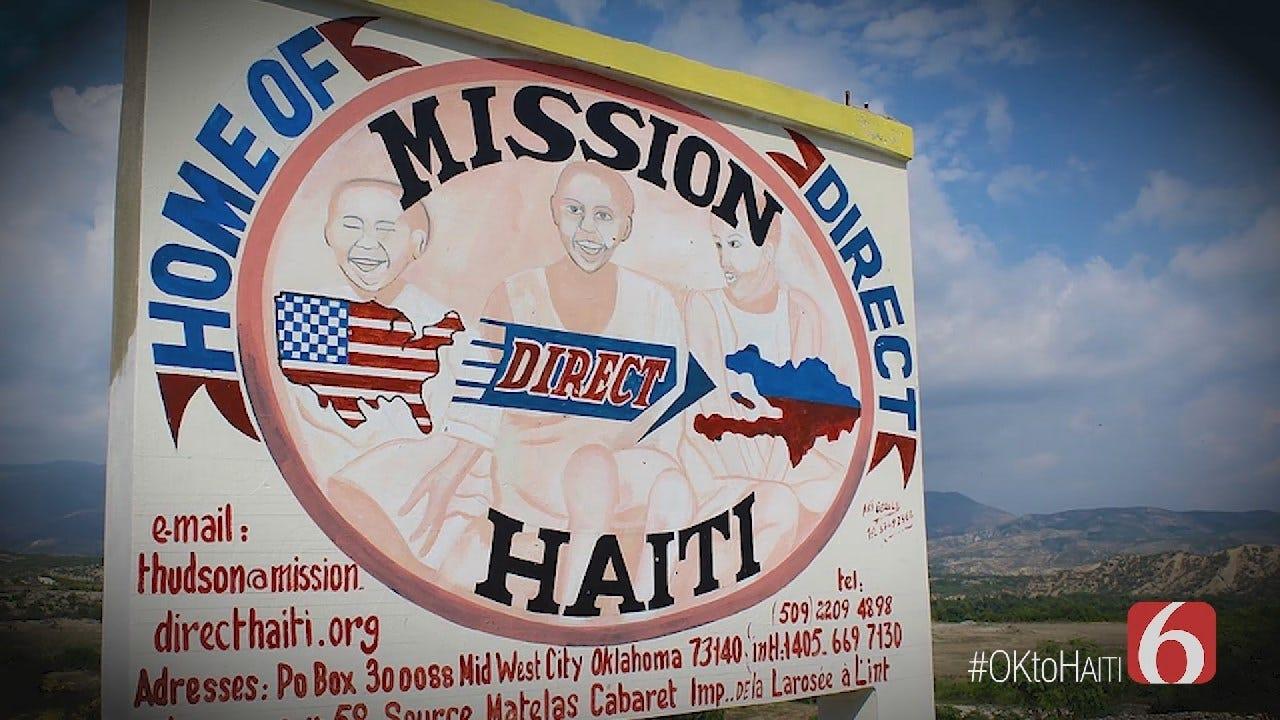 Tonight At 10: Helping Haiti