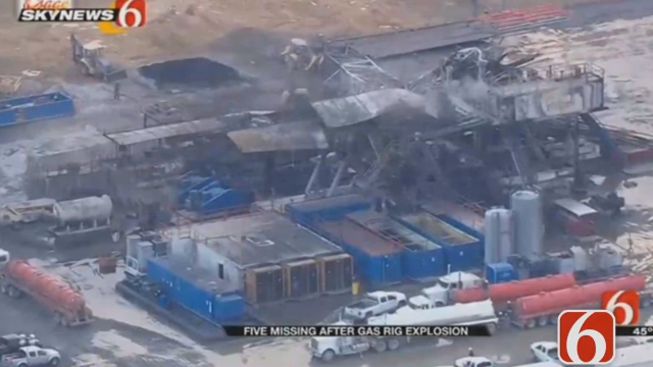 Joseph Holloway: Update On Quinton Gas Well Explosion, Recovery Efforts
