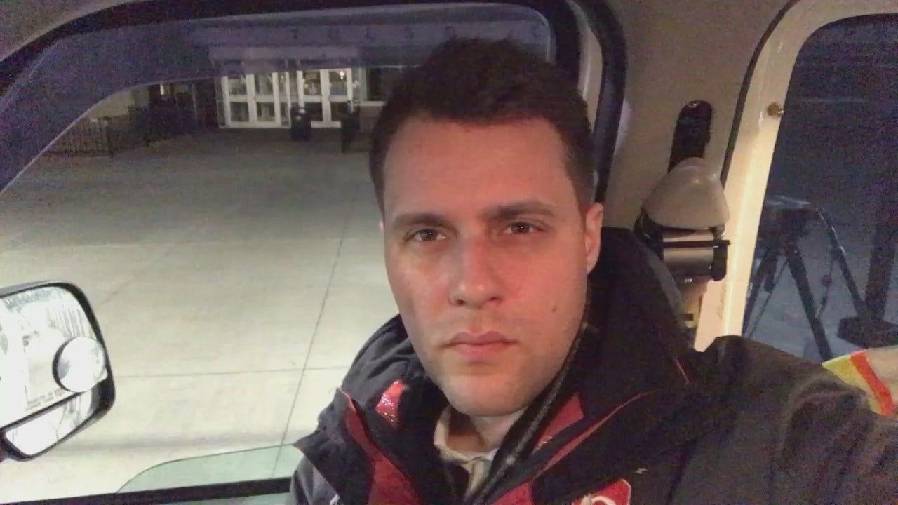 Dave Davis Reports On Start Of Tulsa Man's Hate Crime, Murder Trial