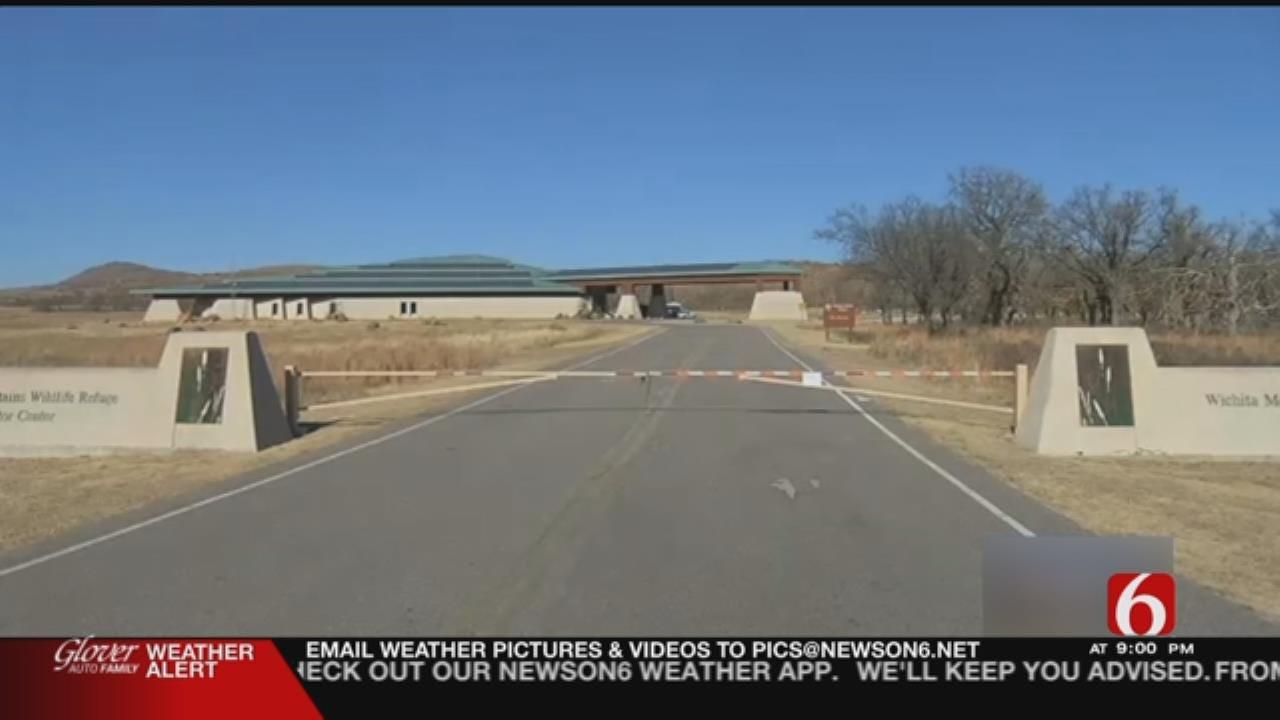 Government Shutdown Impacts Wichita Mountain Visitors