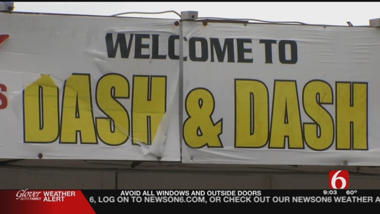 Tulsa Convenience Store Robbed At Gunpoint, Police Say.