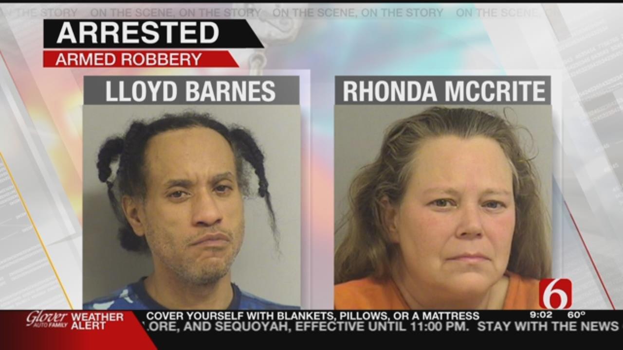 Tulsa Police Make Arrest After Armed Robbery
