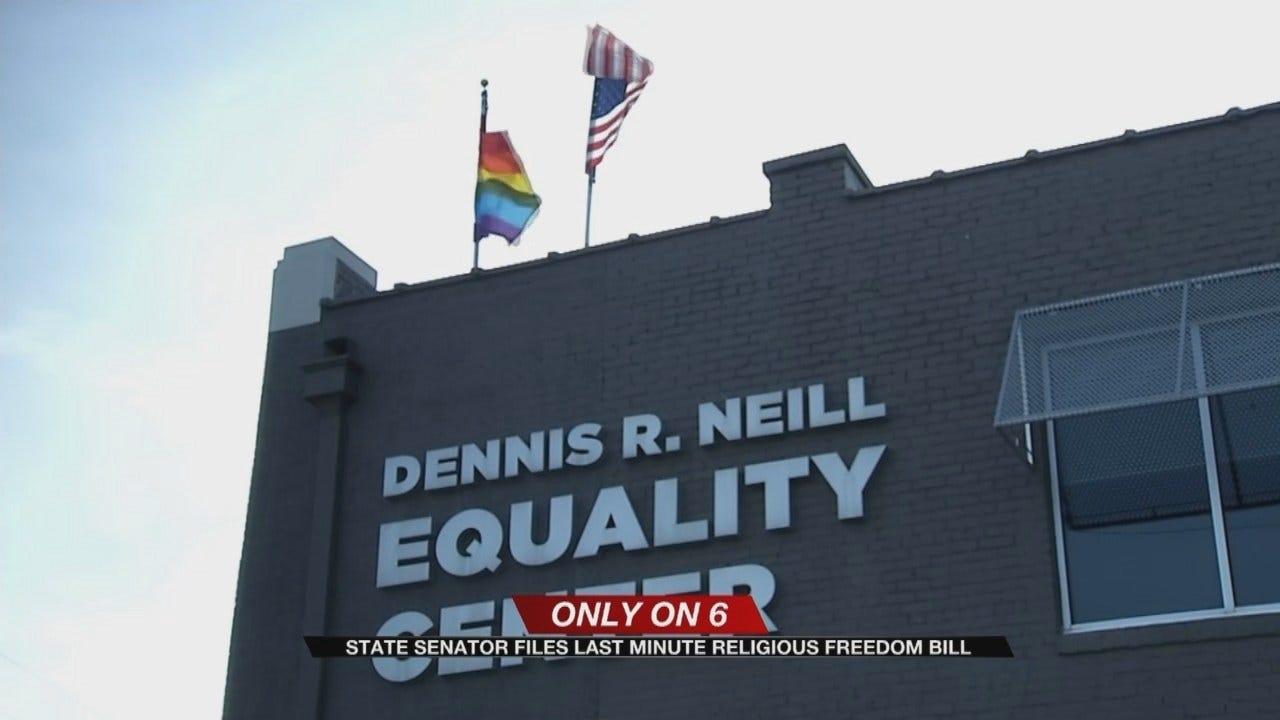 Last Minute OK Senate Bill Angers LGBTQ Community