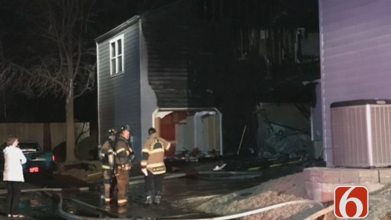 Joseph Holloway Reports On Fire Which Damaged Some BA Condos