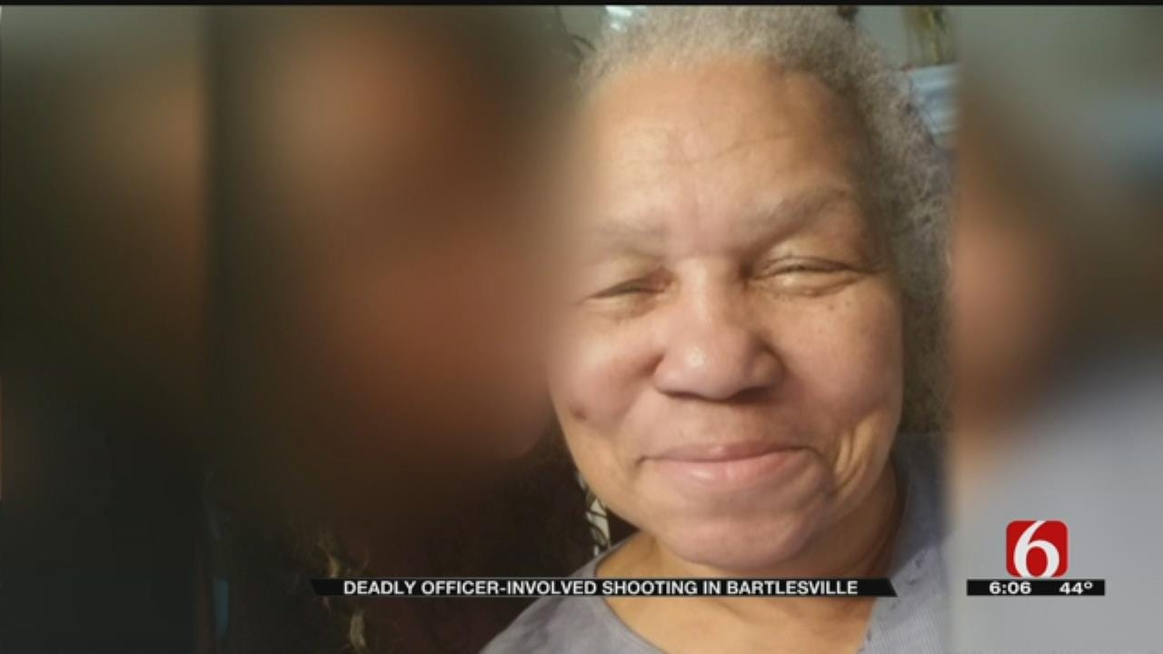 Bartlesville Woman, 72, Dies After Police Say She Wounded Two Officers