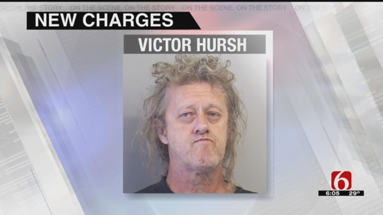 Charges Added Against Tulsa Man Accused Of Sex Crimes