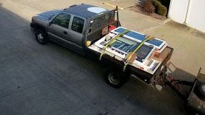 TPD Releases Photos Of Trailer Theft Suspect