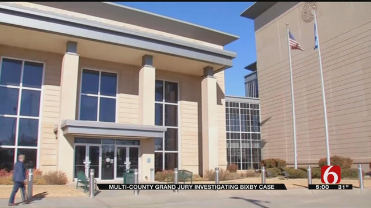 Multi-County Grand Jury Investigates Bixby High School Football Sex Assault Allegations