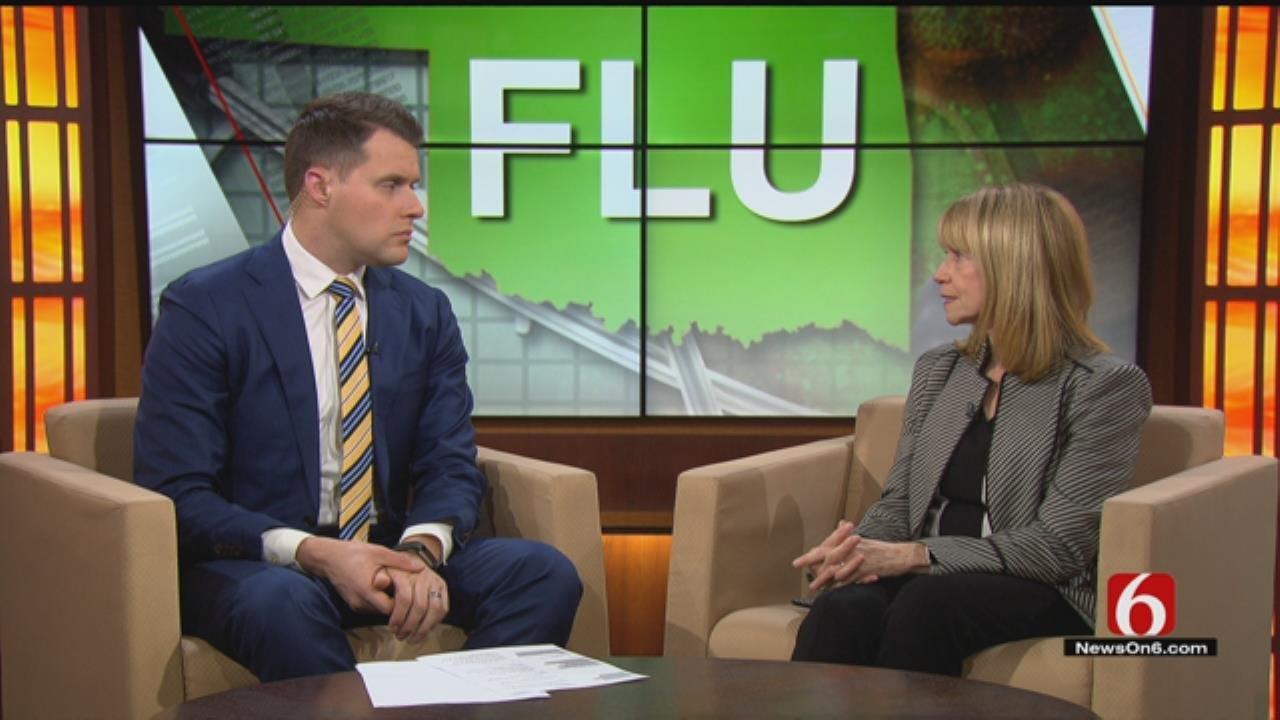 Flu: Tulsa Pediatrician Talks Complications For Kids