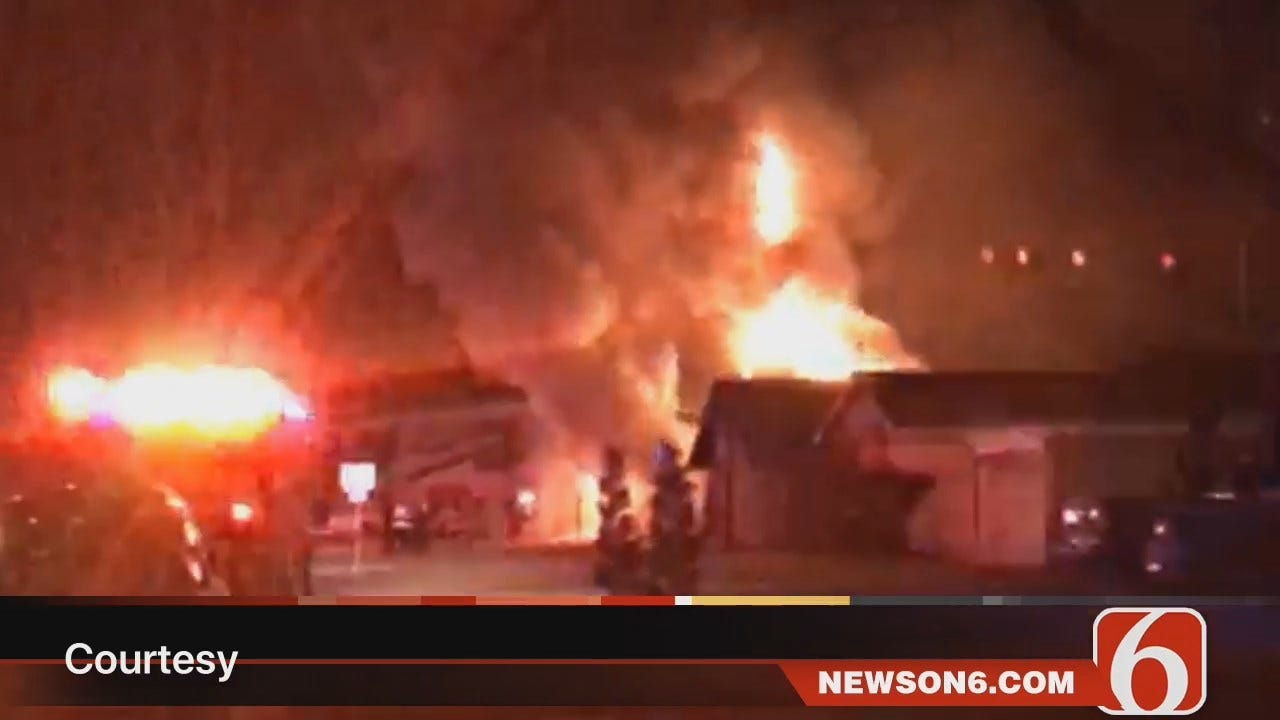 Dave Davis Reports Cause Of Deadly House Fire Under Investigation