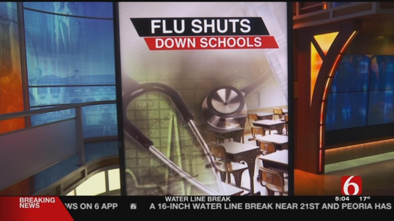 Flu Closes Morris Public Schools For The Week