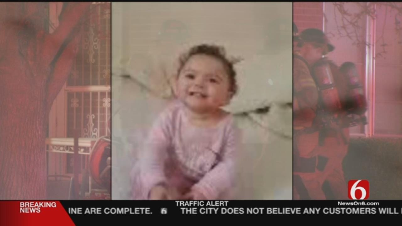 TPD: Mother, Grandmother Could Face Charges In Fire That Killed Toddler