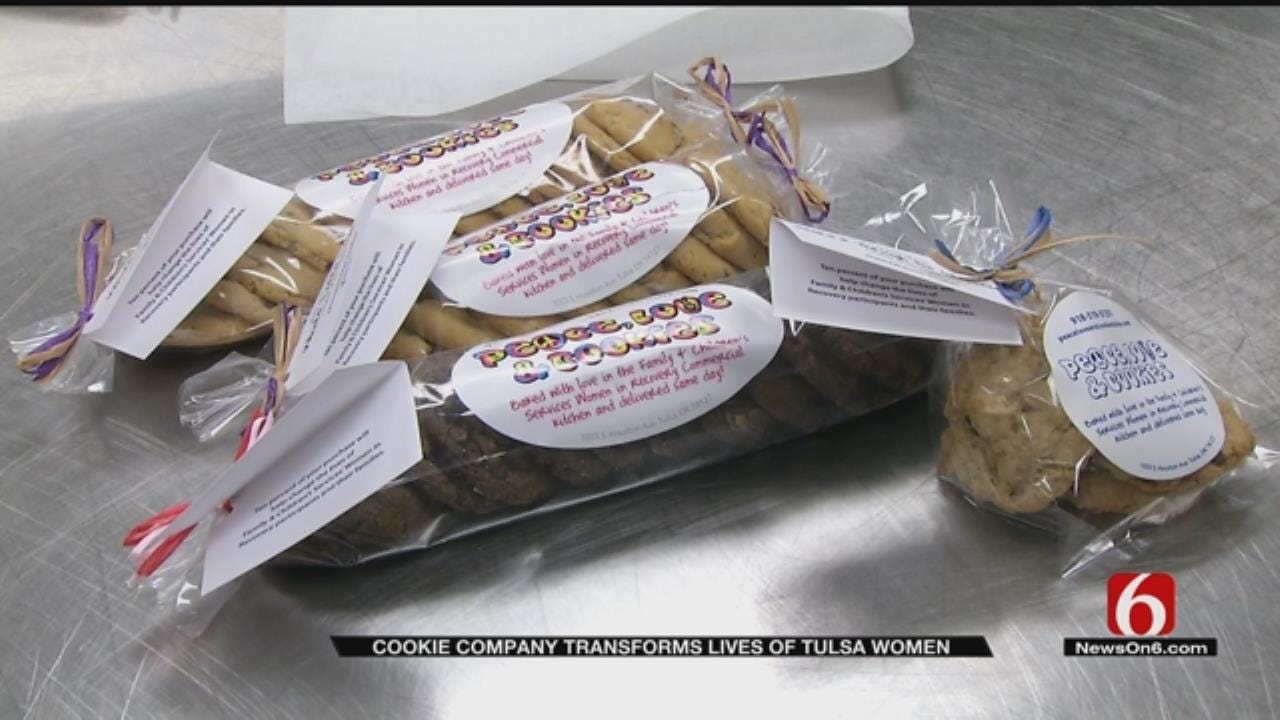 Peace, Love & Cookies Gives Hope To Women In Recovery
