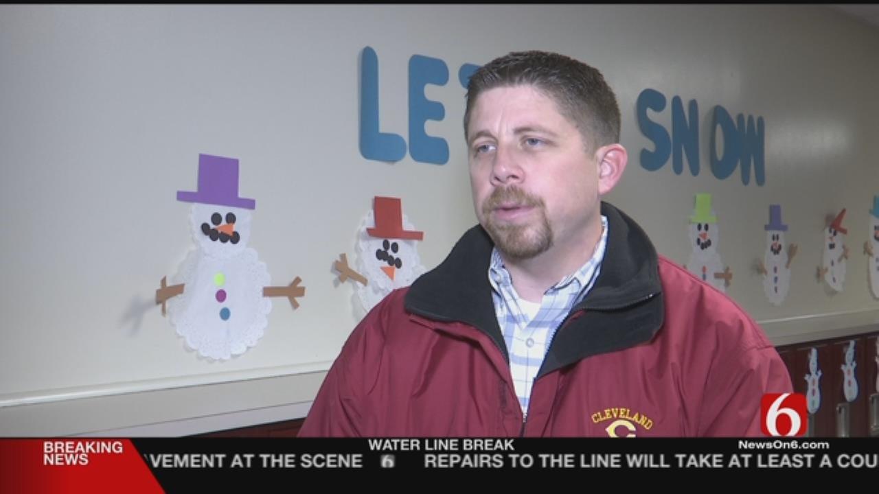 Cleveland Schools Cancel Classes After Flu Outbreak