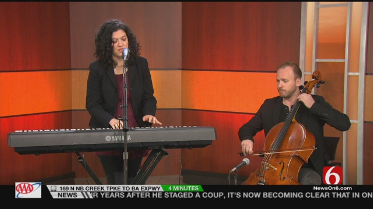 Local Musician Casii Stephan Performs 'When Winter Comes'