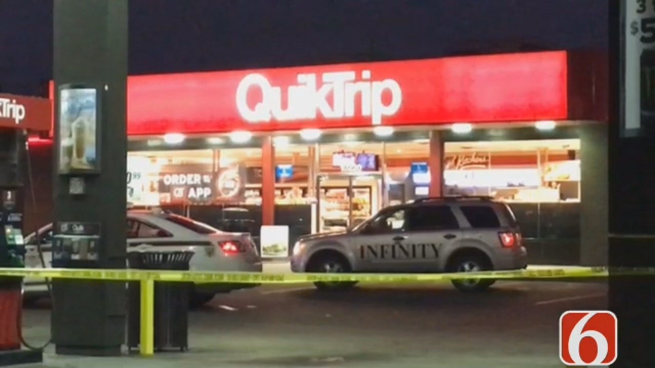 Emory Bryan: Woman Shot Killed Outside Tulsa Convenience Store