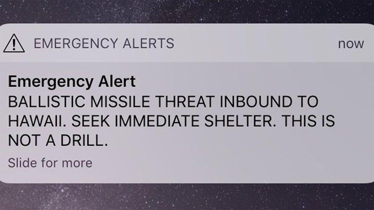 Missile Attack False Alarm Gives Oklahoma Parents Scare