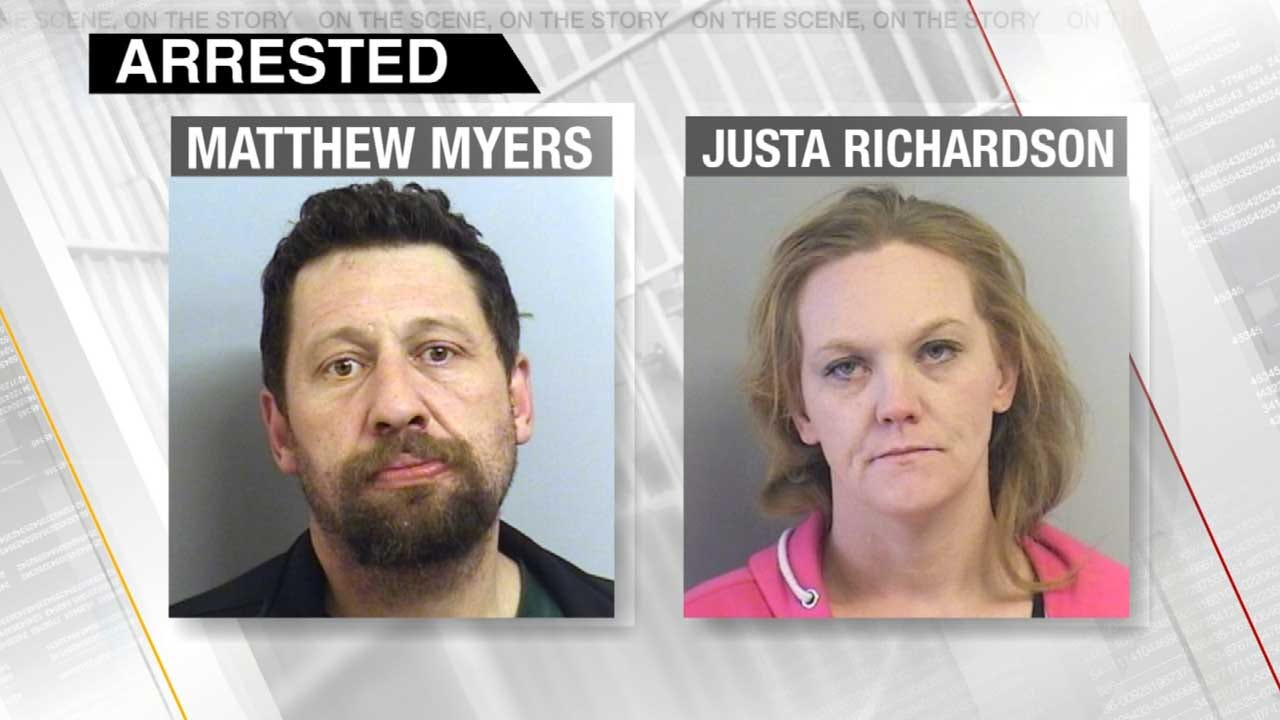 Tulsa Couple Steals Mail, Cashes Money Orders