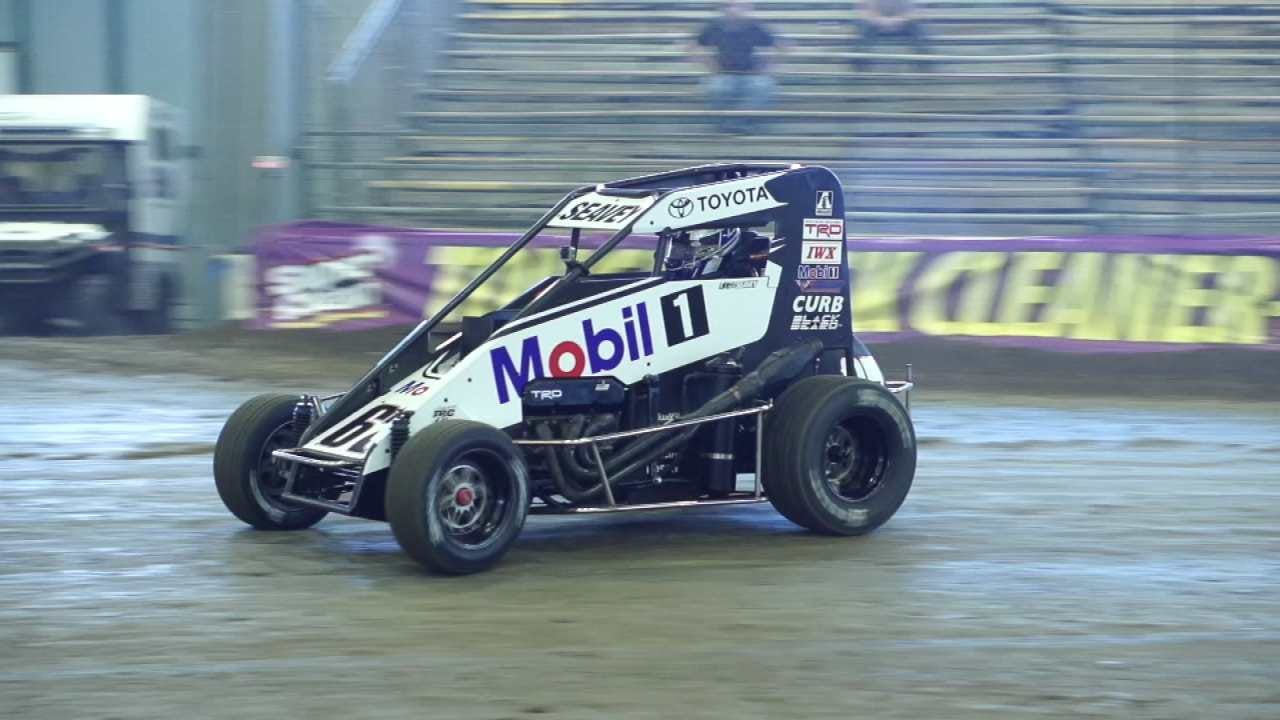 Open Heart Surgery Doesn't Stop Determined Chili Bowl Racer