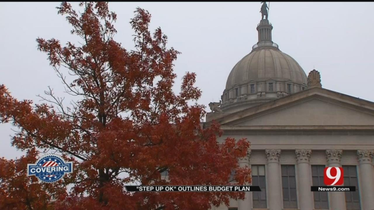 State Leaders React To 'Step Up Oklahoma' Plan