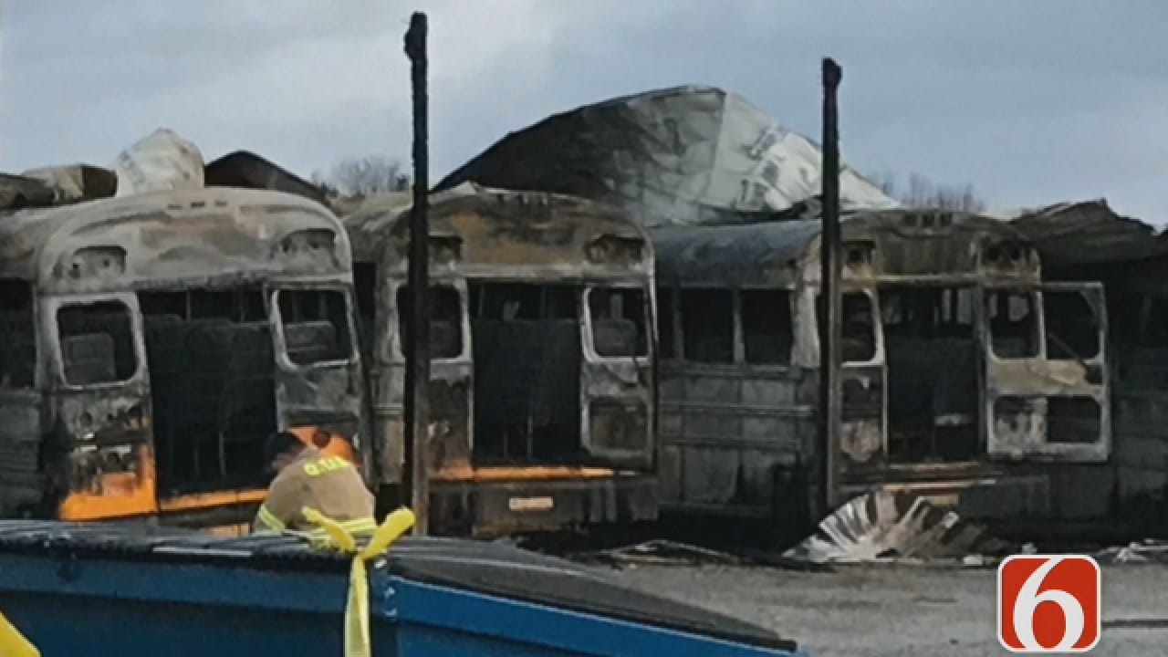 Joseph Holloway: Other Districts Donating Buses To Wyandotte After Fire
