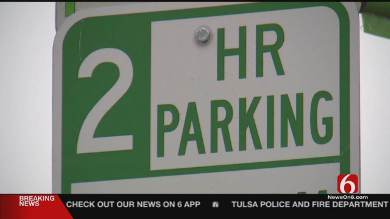 Tulsa Mayor Delays Plan To Expand Metered Parking Downtown