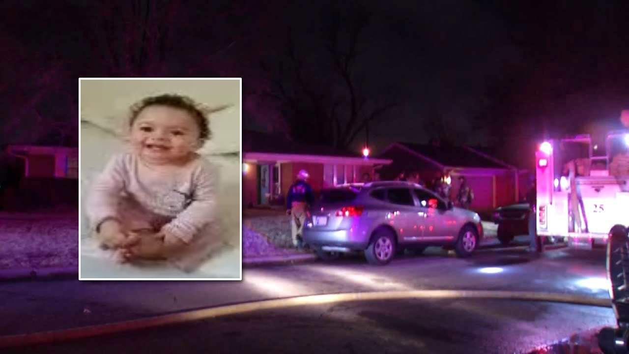 Toddler Dies In Tulsa House Fire