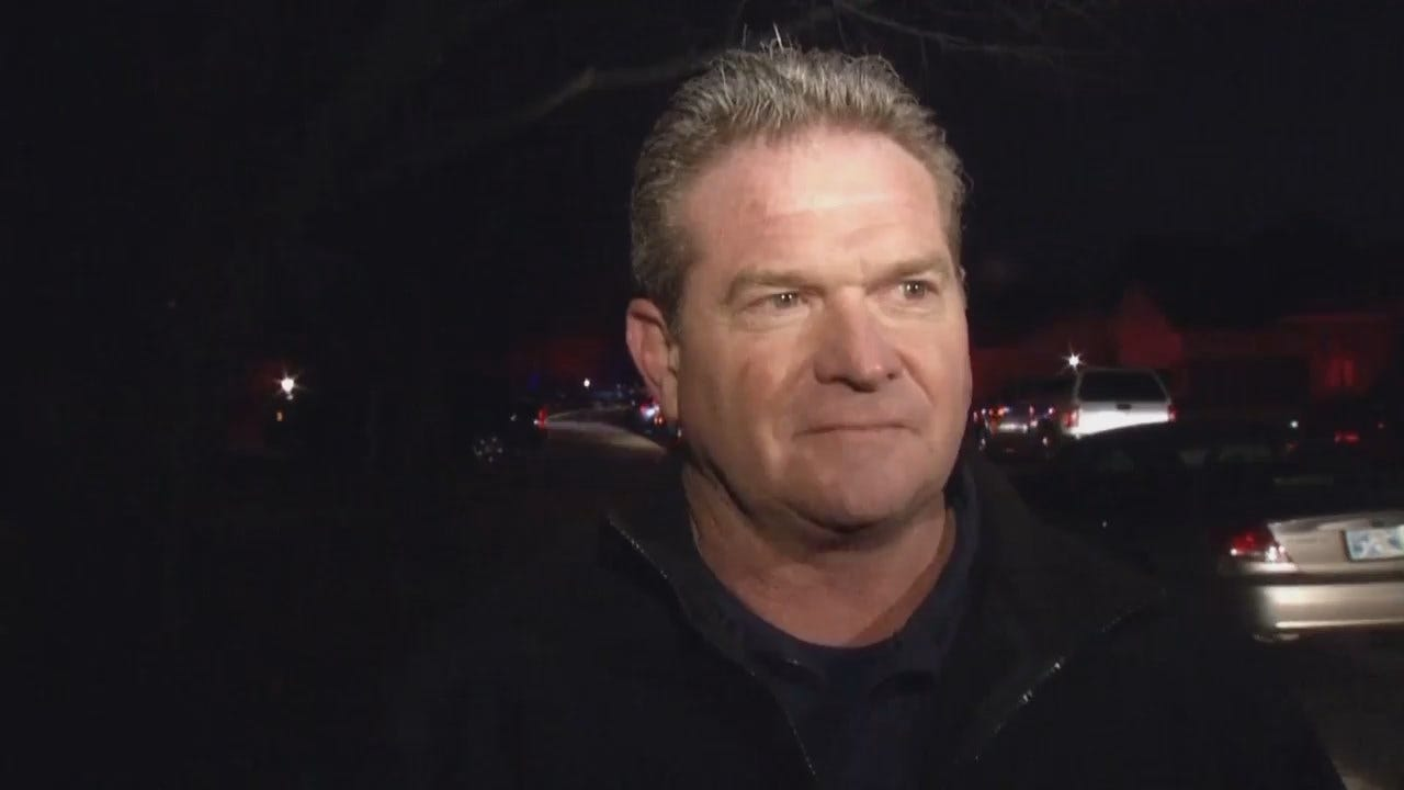 WEB EXTRA: Tulsa Fire Captain Stan May Talks About Fatal Fire