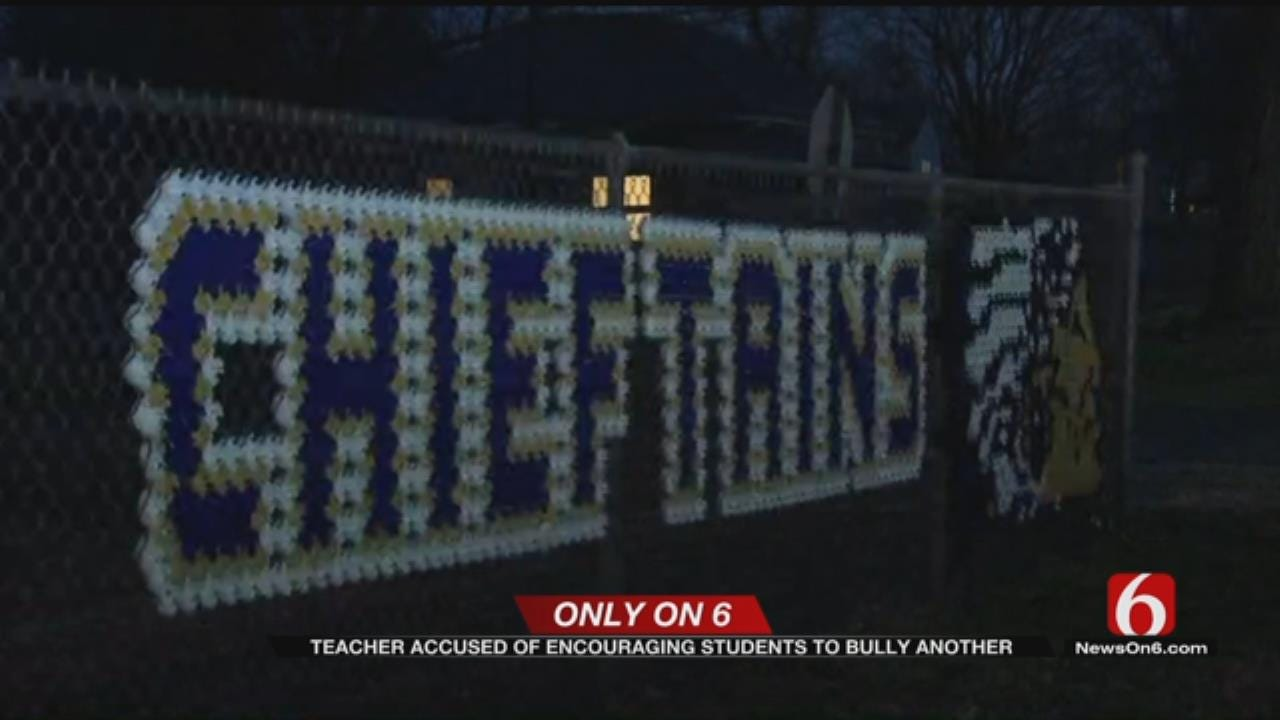 Bluejacket Parents Say Gym Teacher Allowed Child To Be Bullied