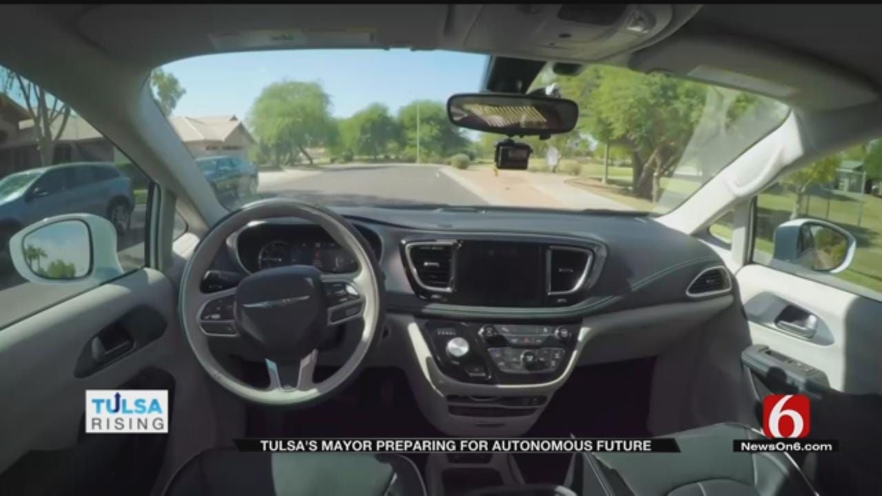 City Of Tulsa Eyes Driverless Technology