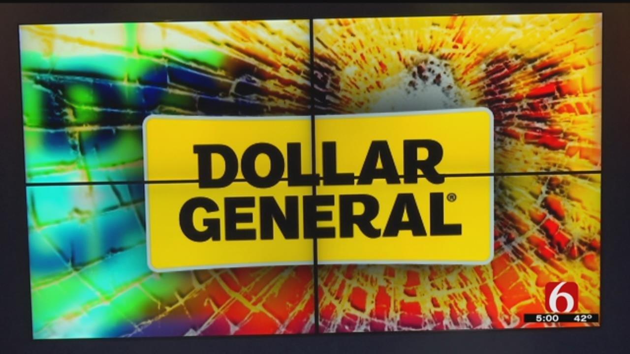 Tulsa Police Say Rash Of Dollar General Robberies Unrelated