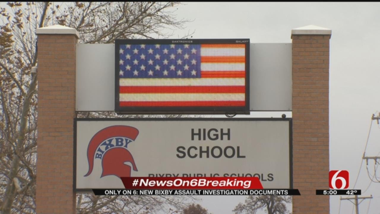 Investigator: 4 Bixby High School Football Players Admit To Sexually Assaulting Teammate