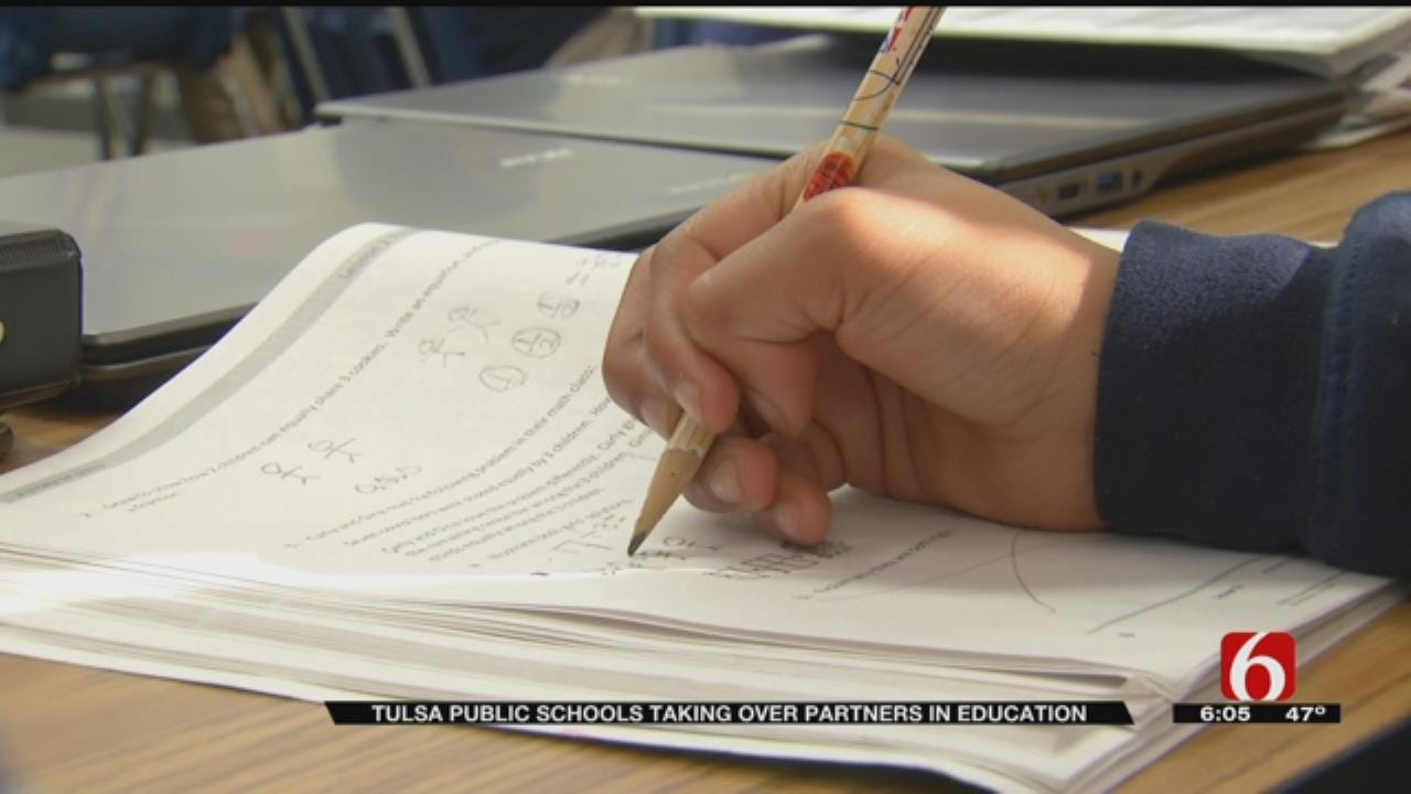 'Partners In Education' Changes Hands To TPS
