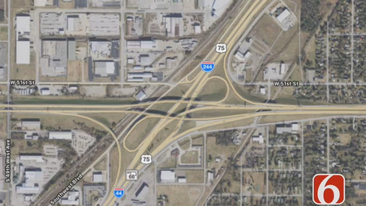 Dave Davis: Gilcrease Expressway Ramp Closing In West Tulsa