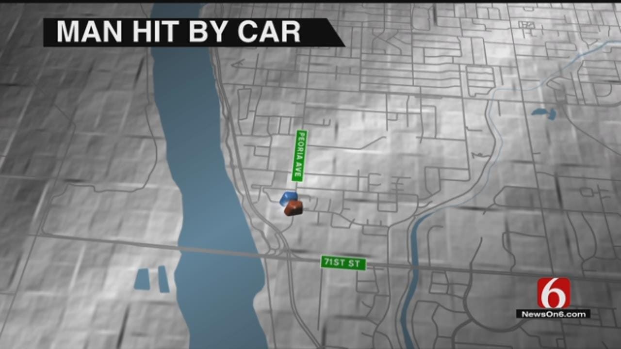 Bicyclist Critically Injured In Hit-And-Run