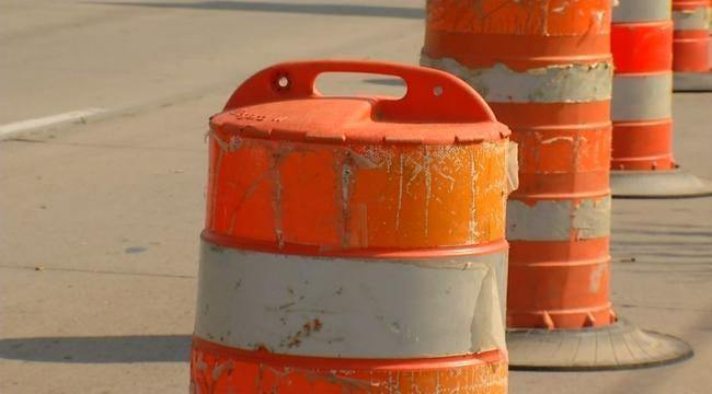 Gilcrease Expressway Work Brings Ramp Closures