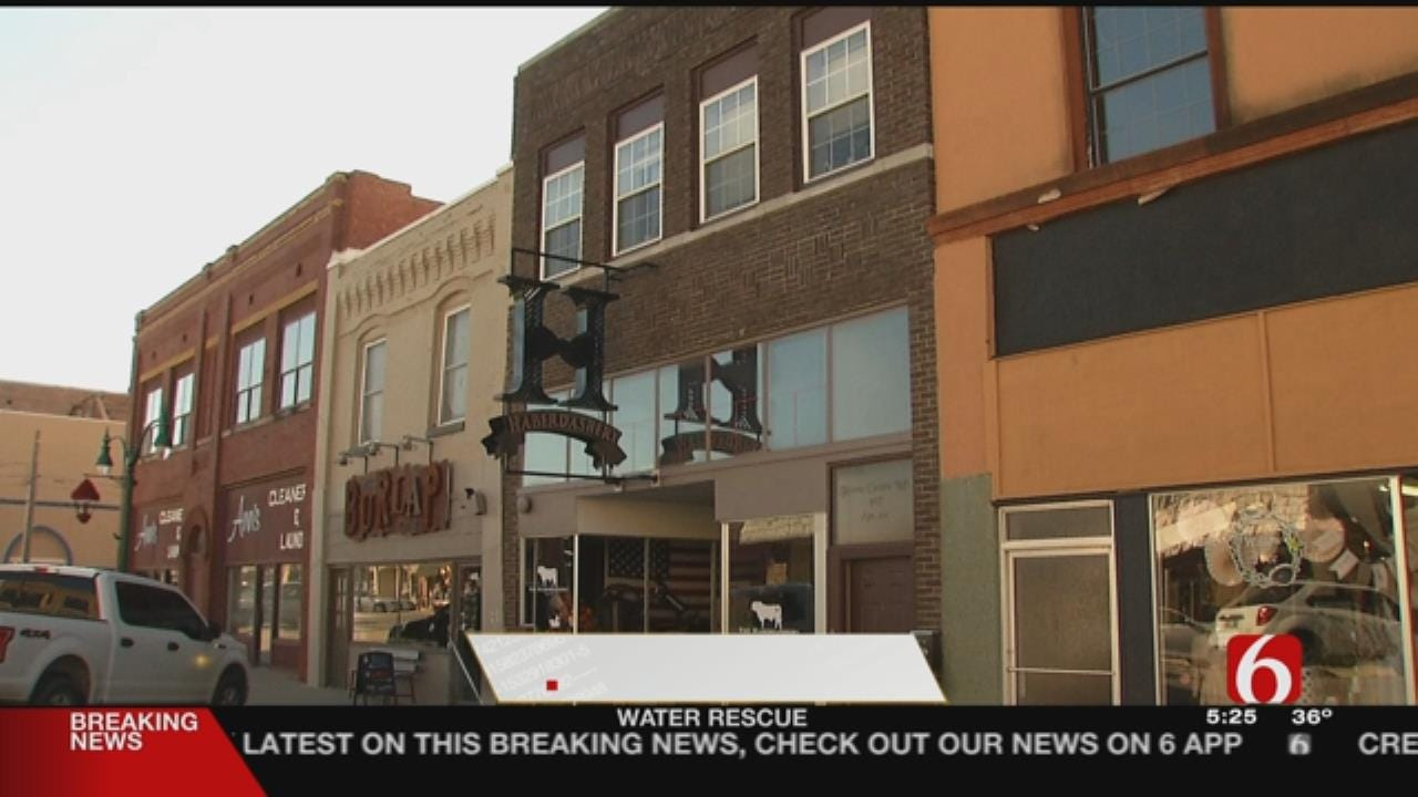Men's Haberdashery A First For Growing Downtown Claremore