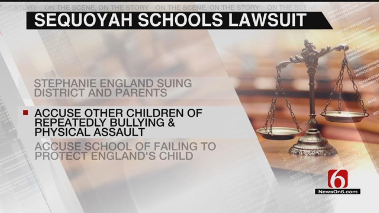 Family Sues Sequoyah School District For Failing To Protect Child From Bullying